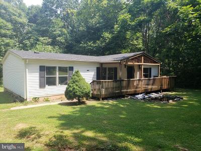 Unionville Single Family Home For Sale: 24562 Borden Lane