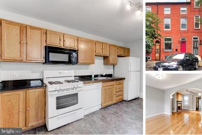 Fells Point Townhouse For Sale: 250 Ann Street S
