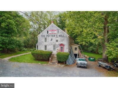 Bucks County Single Family Home For Sale: 2000 Turk Road