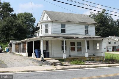Bendersville Single Family Home For Sale: 168 N Main Street