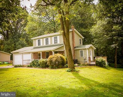 Conowingo Single Family Home For Sale: 1522 Doctor Jack Road