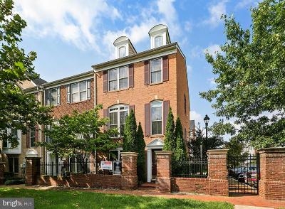 Silver Spring Townhouse For Sale: 10632 Georgia Avenue