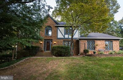 Oakton Single Family Home For Sale: 2903 Taj Drive