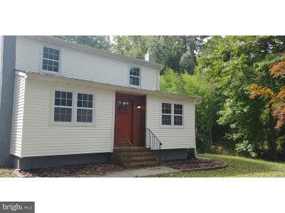 Gibbsboro Single Family Home For Sale: 125 Kirkwood Road