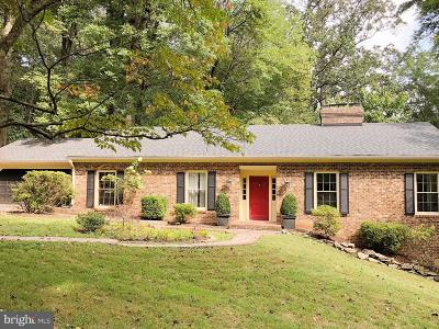 Mclean Single Family Home For Sale: 7504 Blaise Trail