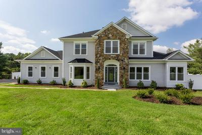 Great Falls VA Single Family Home For Sale: $989,500