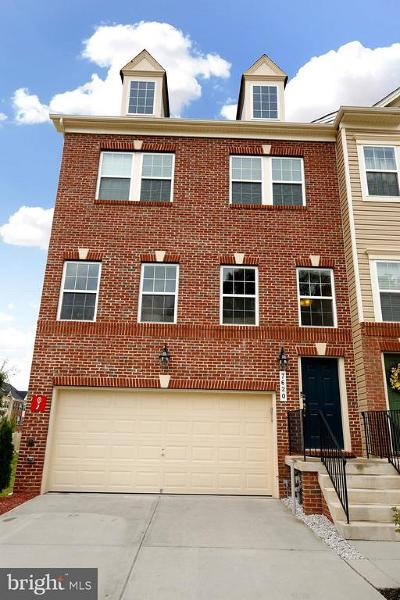Glen Burnie Townhouse For Sale: 7620 Gunmill Lane