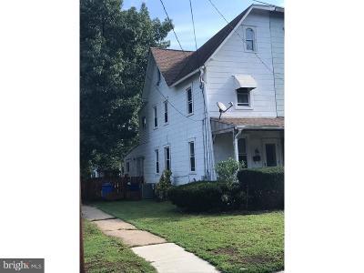 Riverton Single Family Home For Sale: 701 Cinnaminson Street
