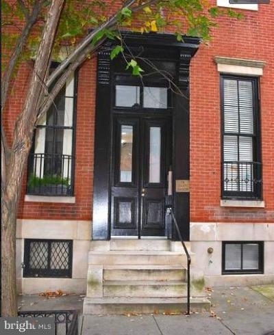 Baltimore City Rental For Rent: 15 Eager Street #3R