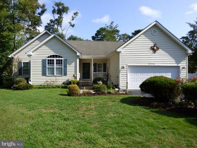 Selbyville Single Family Home For Sale: 37726 Teaberry Circle