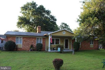 Page County Single Family Home For Sale: 9 Massanutten Place