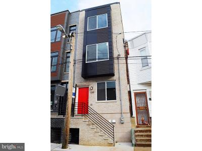 Point Breeze Townhouse For Sale: 1319 S Taylor Street