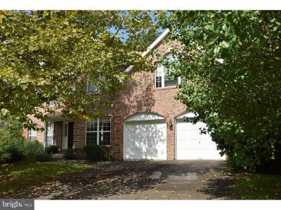 New Hope Single Family Home Under Contract: 135 Equestrian Drive