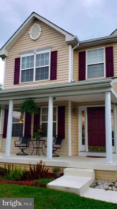 Culpeper Single Family Home For Sale: 849 Virginia Avenue