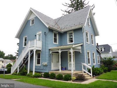 Colora, Conowingo, Rising Sun Multi Family Home Under Contract: 123 Main Street E