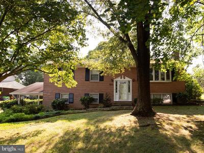 Alexandria Single Family Home For Sale: 5105 Redwing Drive