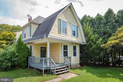 Single Family Home For Sale: 11707 Reisterstown Road