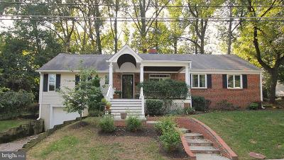Falls Church Single Family Home For Sale: 623 Laura Drive