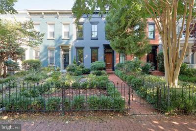 Washington DC Townhouse For Sale: $1,585,000