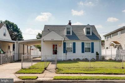 Baltimore Single Family Home For Sale: 8135 Bullneck Road