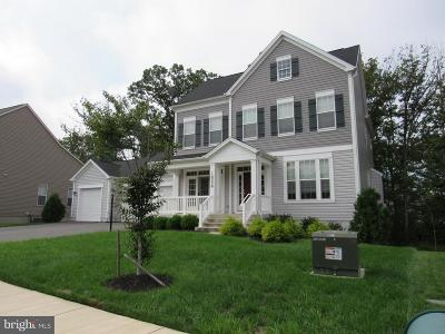 Bristow VA Single Family Home For Sale: $589,900