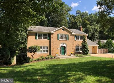 McLean Single Family Home For Sale: 1570 Forest Villa Lane