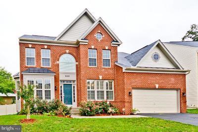 Glenarden Single Family Home Under Contract: 9100 Glenarden Parkway