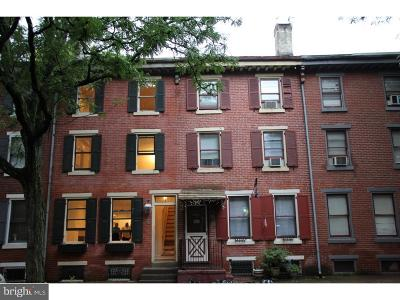 Trenton Townhouse For Sale: 221 Jackson Street
