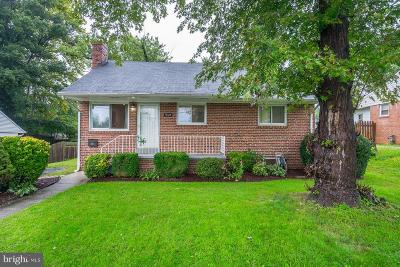 Falls Church Single Family Home For Sale: 7020 Lee Park Court