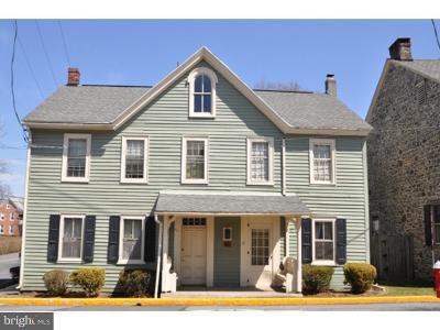 Single Family Home For Sale: 301 Main Street