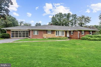 Silver Spring Single Family Home For Sale: 1801 Briggs Chaney Road