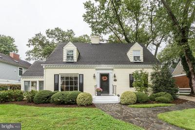 Annapolis Single Family Home For Sale: 1922 Harwood Road