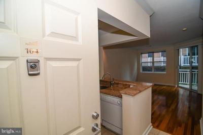 Baltimore City Rental For Rent: 23 Pierside Drive #104