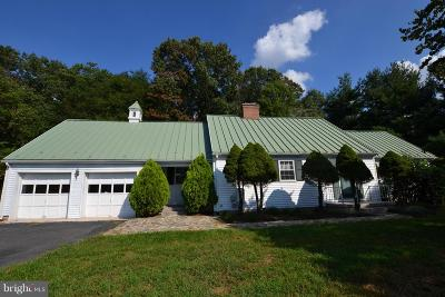 Leesburg Rental For Rent: 20964 Evergreen Mills Road