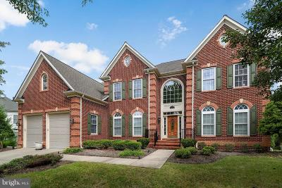 Upper Marlboro Single Family Home For Sale: 15702 Copper Beech Drive