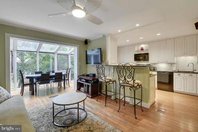 McLean Townhouse For Sale: 6916 McLean Park Manor Court