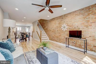 Canton, Canton Company, Canton Cove, Canton East, Canton, Patterson Park, Canton/Brewers Hill, Canton/Lighthouse Landing Townhouse For Sale: 810 Highland Avenue S