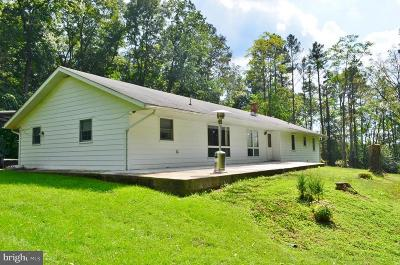 Single Family Home For Sale: 2670 Saint Luke Road