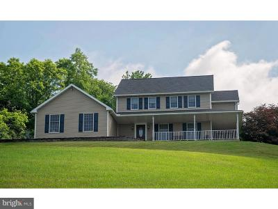 Single Family Home For Sale: 191 Hummels Hill Road