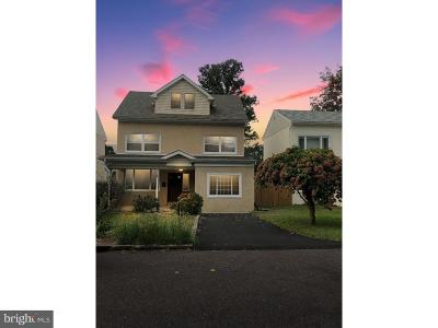 Bryn Mawr Single Family Home For Sale: 50 Wentworth Lane