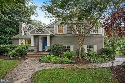Annapolis Single Family Home For Sale: 1912 Harwood Road