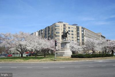 Washington Condo For Sale: 1 Scott Circle NW #517