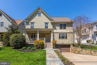 Bethesda Single Family Home For Sale: 4605 Glenbrook Parkway