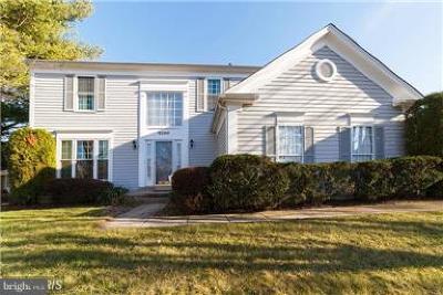 Germantown Single Family Home For Sale: 12200 Milestone Manor Lane