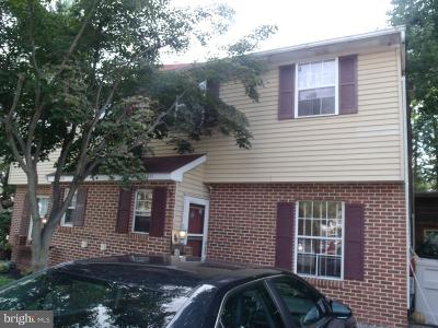 Single Family Home Active Under Contract: 4011 Salem Circle