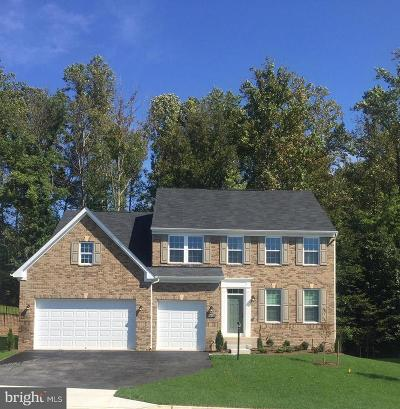 Upper Marlboro Single Family Home For Sale: 3614 Chancelsors Drive #J-008