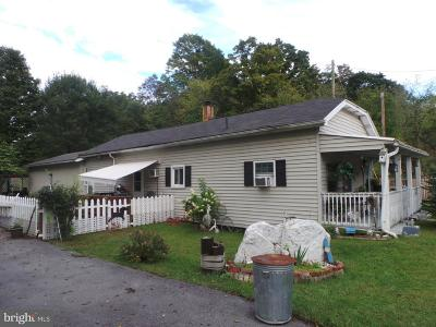 Berkeley Springs Single Family Home For Sale: 13 Rob Mar