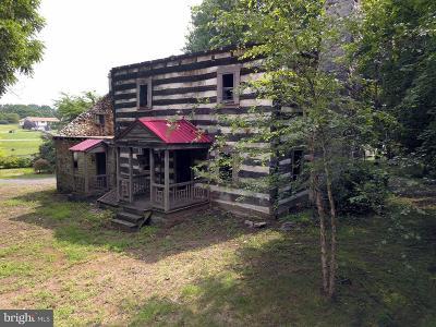 Martinsburg WV Single Family Home For Sale: $125,000