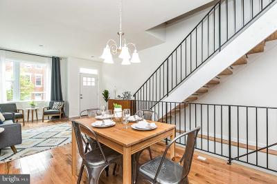 Baltimore Townhouse For Sale: 516 21st Street E