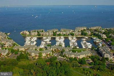 Annapolis Townhouse For Sale: Chesapeake Harbour